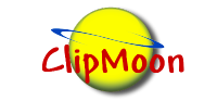 ClipMoon Logo