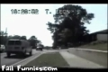 Wheelie Crash In Front Of Cop Fail