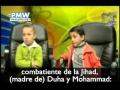 Entrevista Con Los Hijos De La Terrorista Suicida, Reem Riyashi