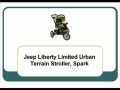 Jeep Liberty Limited Urban Terrain Stroller,spark.