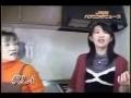 Japanese Girl In Kitchen