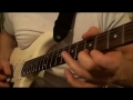 FRESH AIR - ARPEGGIOS FROM EXTREME - Squire Stratocaster Malmsteen Style
