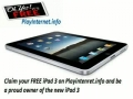 How To Get A FREE IPad 3 In 30 Sec | Win The New IPad 3 Online