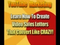 YouTube Marketing - Cash In Now! Expert YouTube Marketing Secrets Revealed!