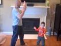 Family Dance-off Grand Prize Winner
