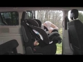 Vehicle Seat Designs Make Child Restraint Install Difficult