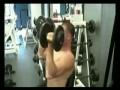 Arnold Dumbbell Presses | Shoulder Workouts