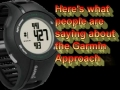 Garmin Approach S1 Golf GPS Watch Review