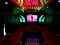 Los Angeles Paty Bus With Disco Floor And Led Dynamic Ceiling