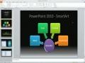 SmartArt Through Powerpoint