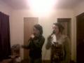 Demi And Daniella Singing