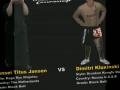 UFC MMA FIGHT: Sensei Titus Jansen VS Dimitri Kluxinski