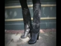 Women's Boots Review Catches Up With New Designer Lisa Lecroy