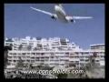 Jumbo Jet Crashes Into Sea